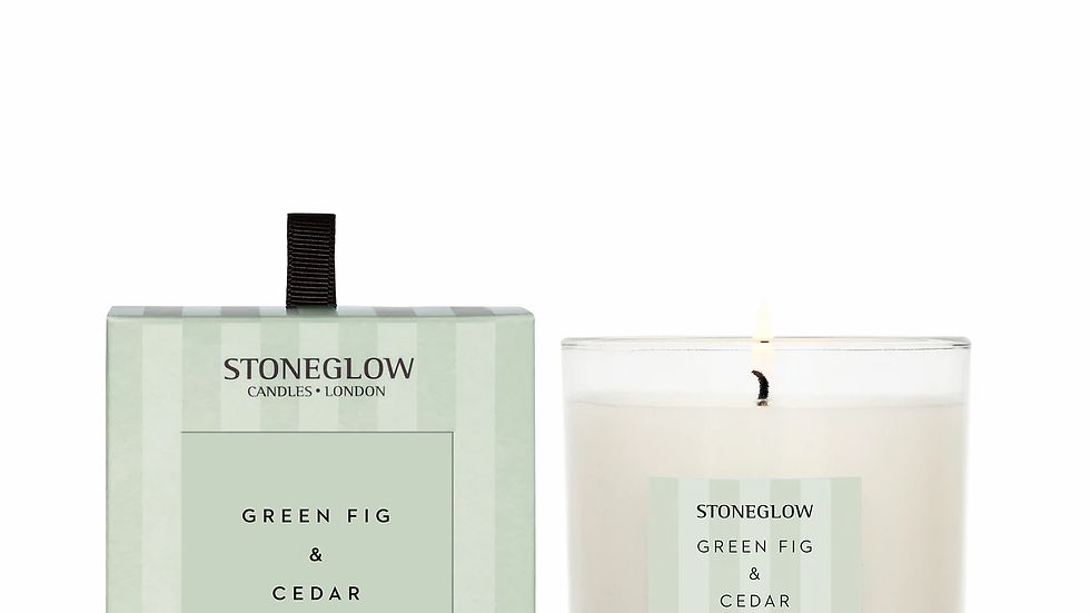 Modern Classic Glass Candles (Various Fragrances)