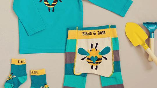Busy Bee Cotton Top