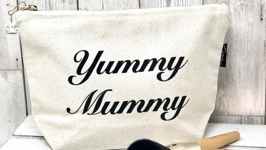 Yummy Mummy Make Up Bags