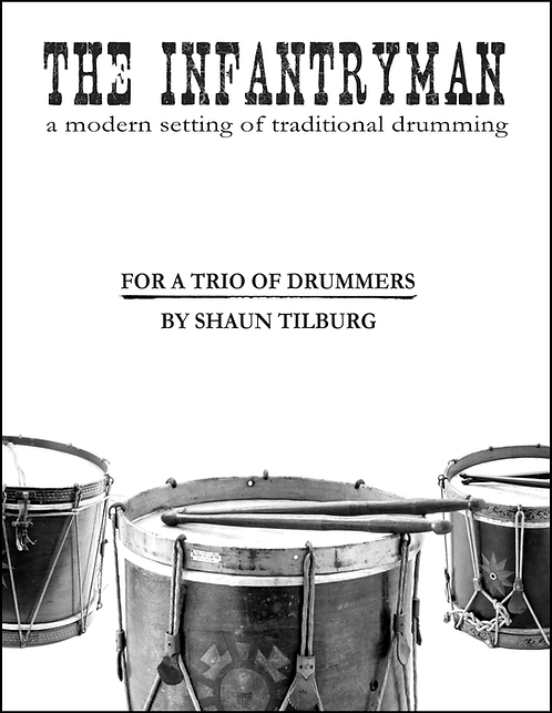 [PDF] Infantryman, Shaun Tilburg (Trio for SDs and BD)