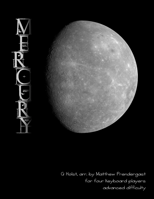 Mercury, from The Planets (Holst, arr. Matthew Prendergast)
