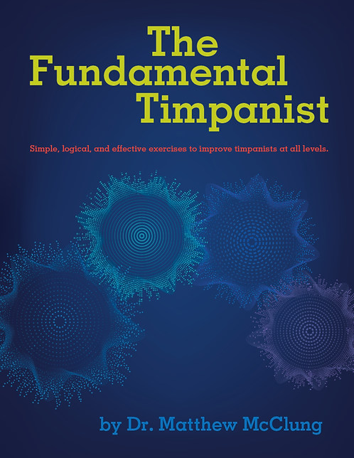 The Fundamental Timpanist, McClung (Timpani method)