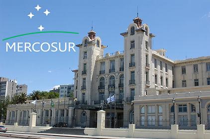 Sede del MERCOSUR donde se aloja RELAIS Internacional