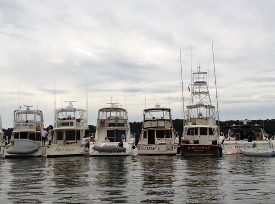Yacht Lineup