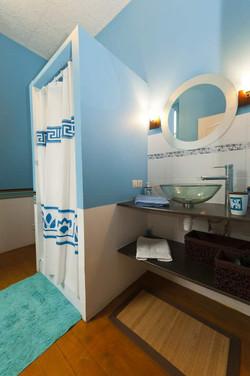 Salle d'eau chambre Bleuet