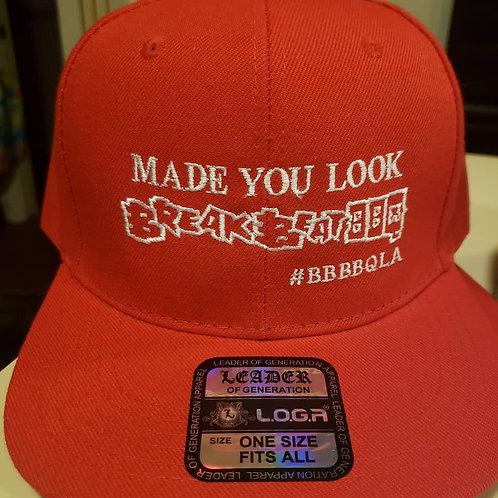 BREAKBEAT BBQ HAT
