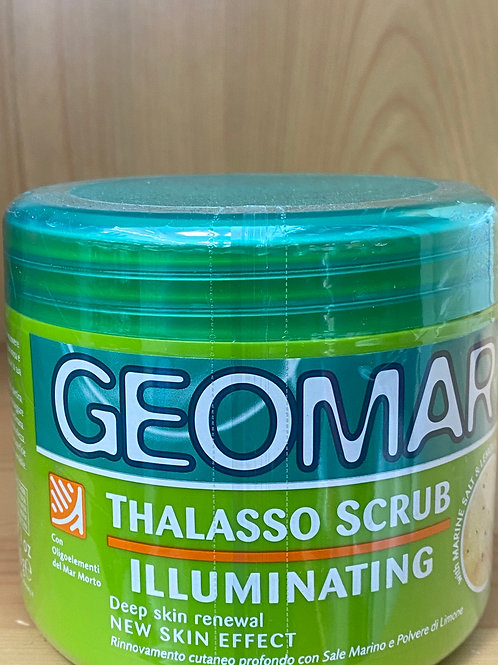 Esfoliante thalasso iluminador 600gr