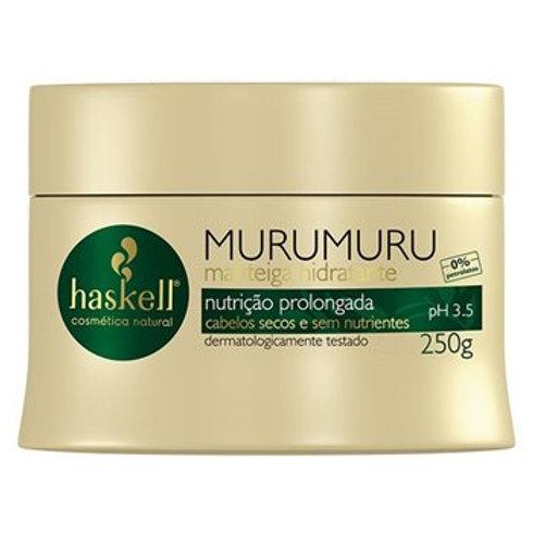 Haskell Máscara Manteiga Hidratante Murumuru 250ml