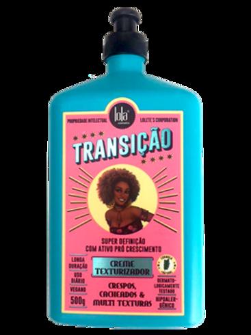 Lola TRANSIÇÃO CREME TEXTURIZADOR 500grs