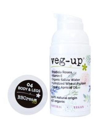 BB Cream corpo e pernas
