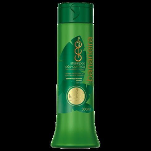 Haskell Pós Quimica Bananeira Shampoo 300ml