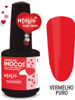VERNIZ GEL INOCOS MARIA MIMINHO CAP.: 15ML