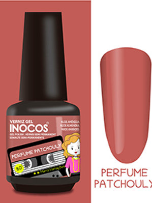 VERNIZ GEL INOCOS PERFUME PATCHOULY CAP.: 15 ML
