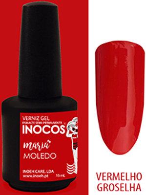 VERNIZ GEL INOCOS MARIA MOLEDO CAP.: 15ML