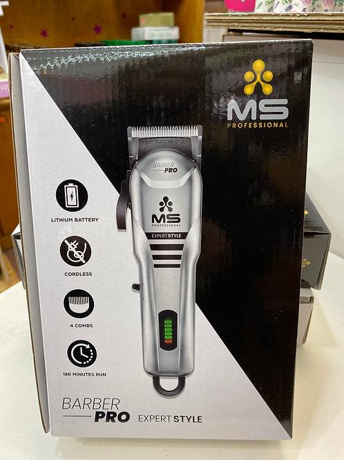 Máquina de corte MS prateada