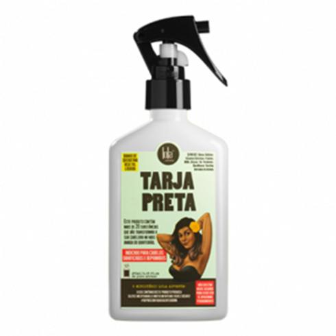 LOLA TARJA PRETA - QUERATINA VEGETAL - SPRAY 250ML