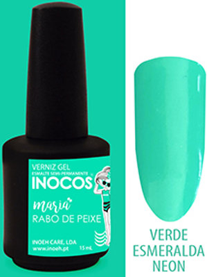 VERNIZ GEL INOCOS MARIA RABO DE PEIXE CAP.: 15ML