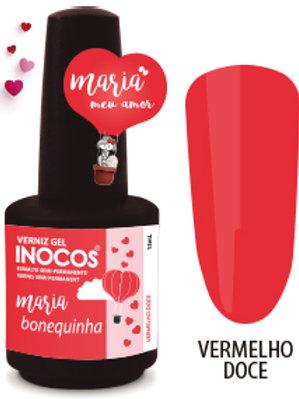 VERNIZ GEL INOCOS MARIA BONEQUINHA CAP.: 15ML