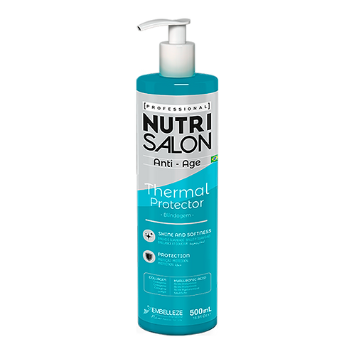 NUTRISALON ANTI-AGE BLINDAGEM CAPILAR 500ML