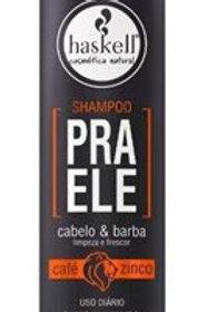 Haskell Shampoo Cabelo e Barba Pra Ele 250ml