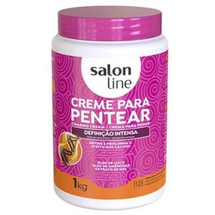 Salon Line Creme Pentear Definição Intensa  1kg