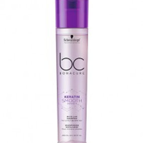 Schwarzkopf BC Keratin Smooth Perfect Shampoo Micelar 250ml