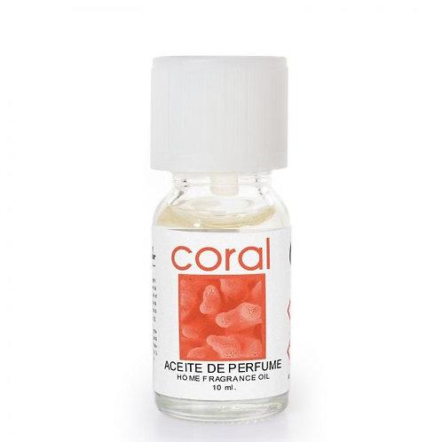 Óleo 10ml aroma Coral