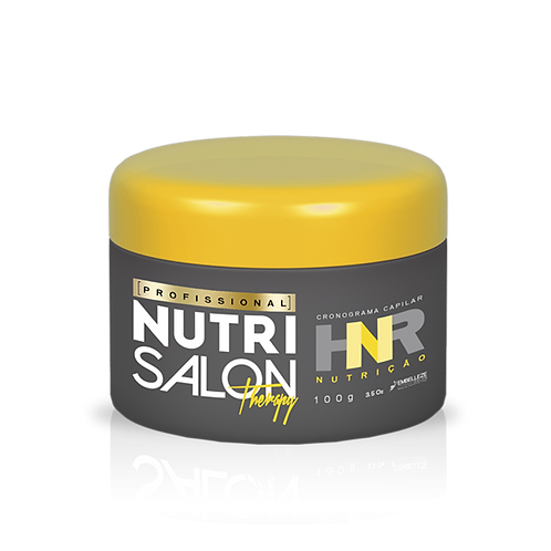 NUTRISALON HNR MÁSCARA DE NUTRIÇÃO CAPILAR 100G