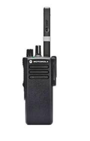 VHF Digital Two-Way Radio E series - PORTABLE