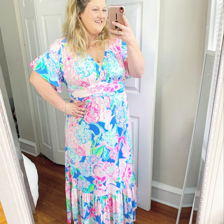 Lilly Pulitzer Sale Haul