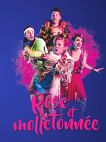 Rose & Molletonnée