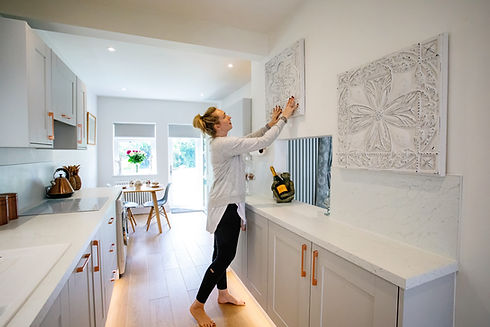 Bespoke kitchen Design and Fit