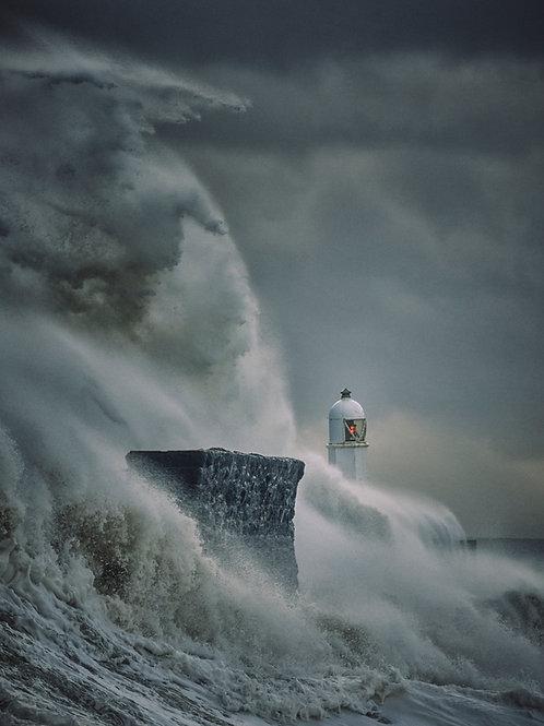 Stormy Seas at Porthcawl - 022