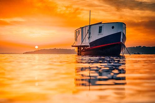 Bramble Bush Bay Sunset - 008