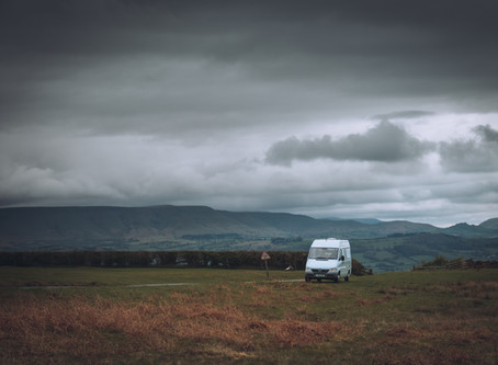 Our Welsh Adventures // Van Life