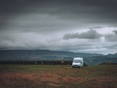 Our Welsh Adventures // Van Life