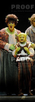 Shrek at the Pittsburgh CLO