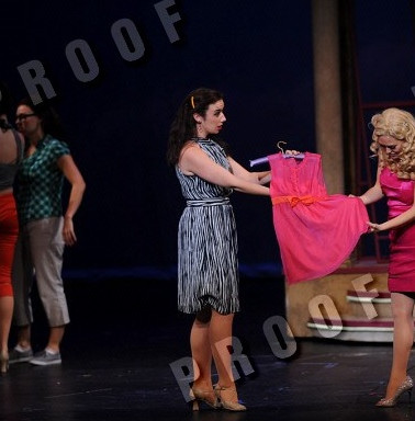 Legally Blonde at the Pittsburgh CLO
