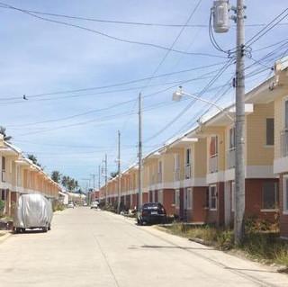 Complex of Condominiums