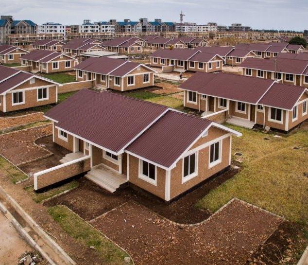 Affordable Housing Estate