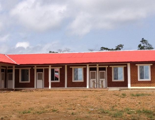 Mining Housing Block