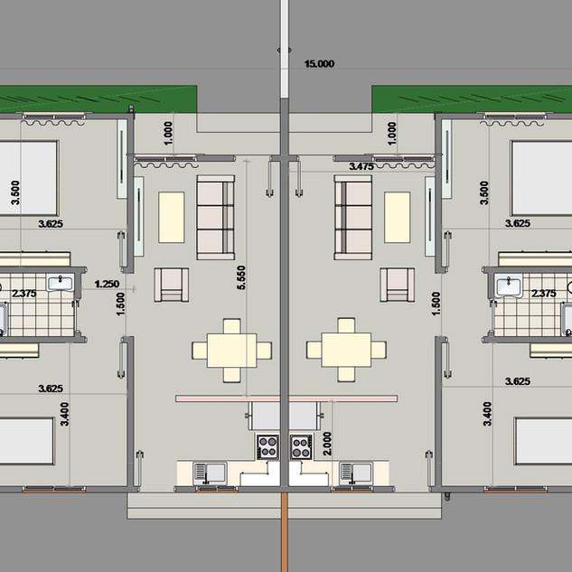 Bungalow - Floor Plans