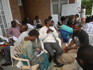 Reviving the Baraza: First Week of Zeidler Facilitator Training in the DR Congo