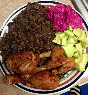 HAITIAN BLACK RICE