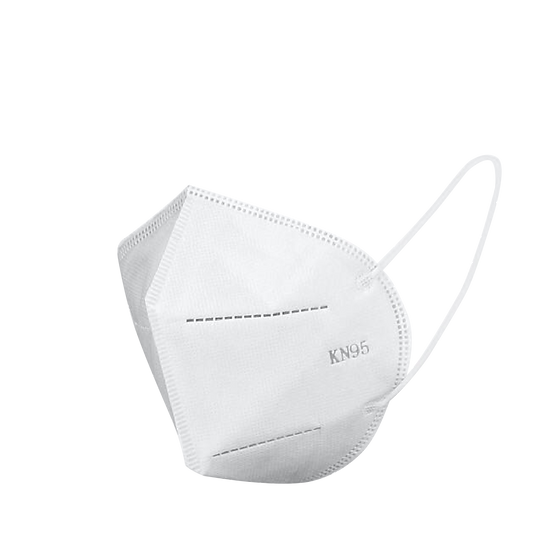 Foldable KN95 Masks [Box of 50]