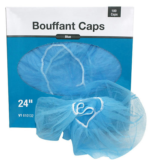 Bouffant Caps [Case of 500]