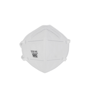 N95 Fold-Flat Masks [Case of 400]