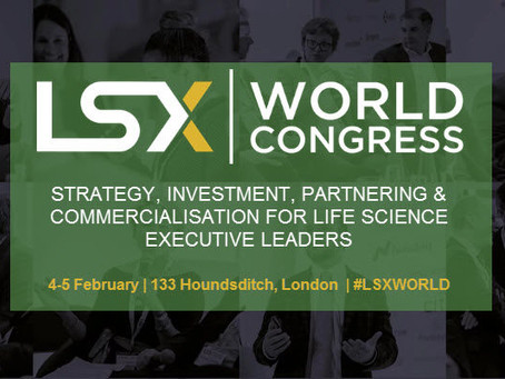 EpiEndo attends the 6th Annual LSX World Congress 2020