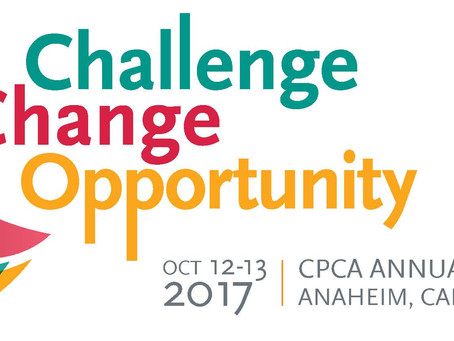 PsycheAnalytics exhibits at the CPCA Annual Conference in Anaheim, CA, Oct 12-13, 2017