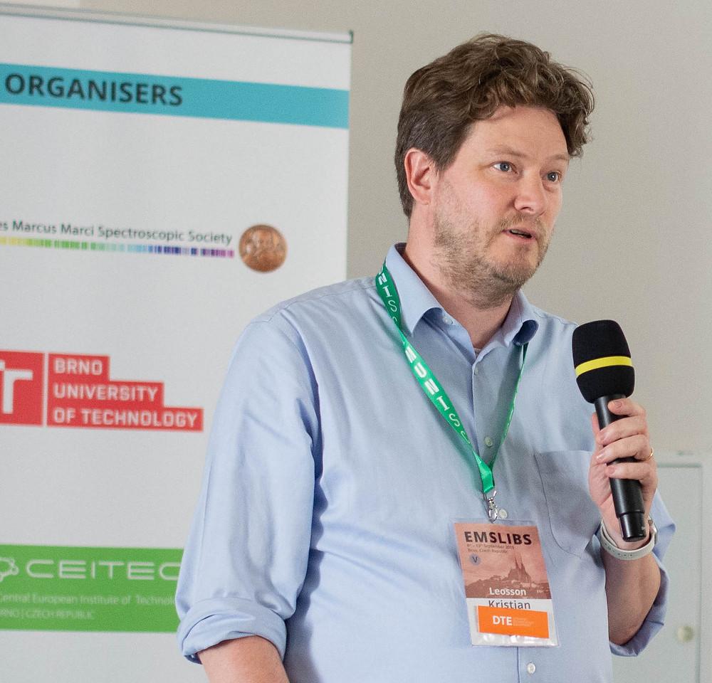 Dr Kristjan Leosson, Technical Director, DTE